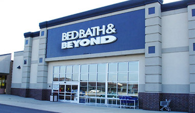 Barnes & Noble and Bed, Bath & Beyond