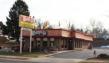 Wendy's - Reading - Lancaster Avenue